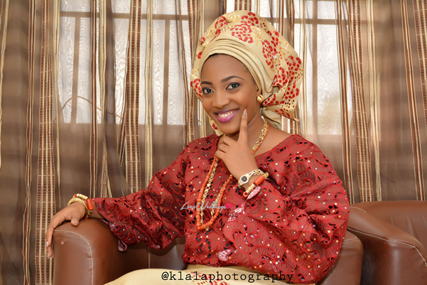 Nigerian Traditional Wedding Princess Adedamola and Akinola LoveweddingsNG