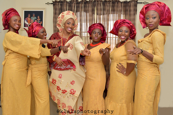 Nigerian Traditional Wedding Princess Adedamola and Akinola LoveweddingsNG1