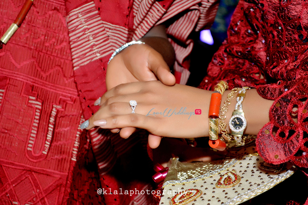 Nigerian Traditional Wedding Princess Adedamola and Akinola LoveweddingsNG2