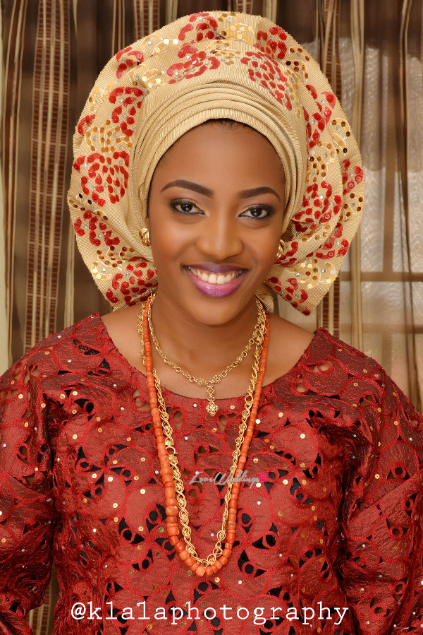Nigerian Traditional Wedding Princess Adedamola and Akinola LoveweddingsNG3