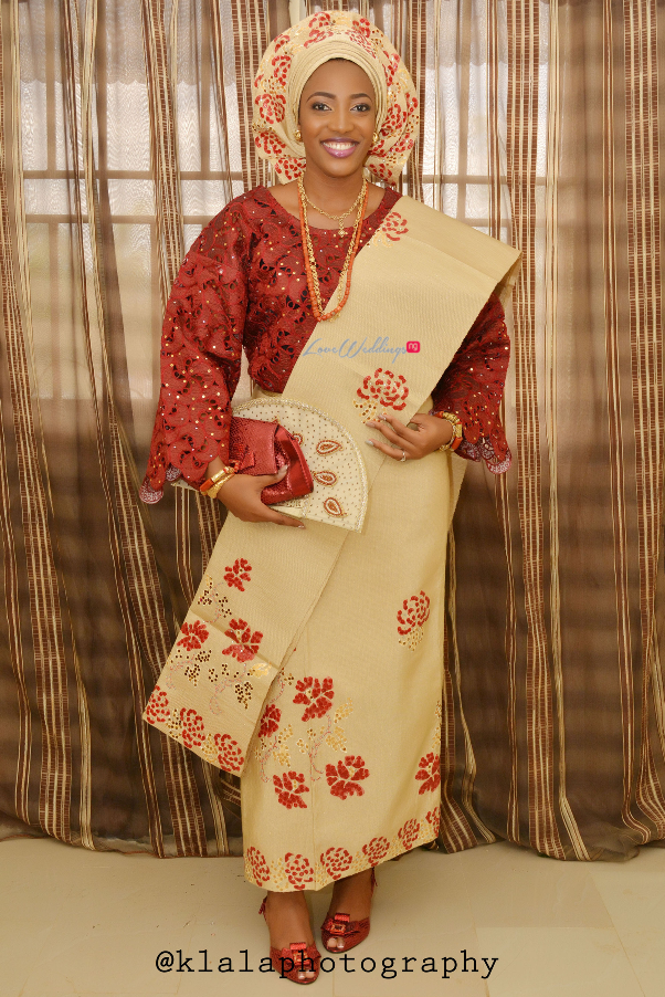 Nigerian Traditional Wedding Princess Adedamola and Akinola LoveweddingsNG4