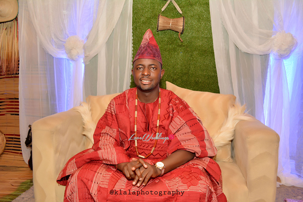 Nigerian Traditional Wedding Princess Adedamola and Akinola LoveweddingsNG5