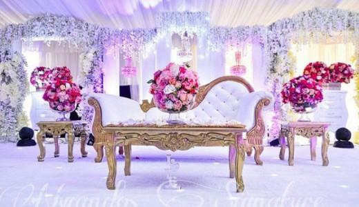 Nigerian Wedding Decor LoveweddingsNG - Nwandos Signature