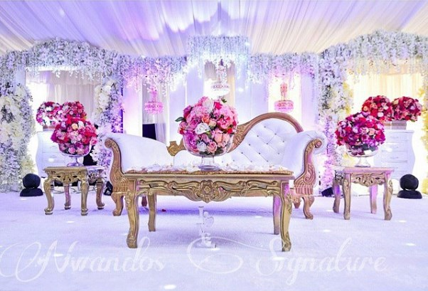 nigerian wedding decor loveweddingsng nwandos signature