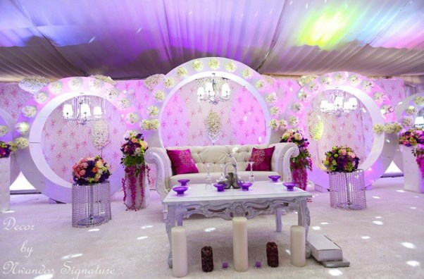 Nigerian Wedding Decor LoveweddingsNG - Nwandos Signature1