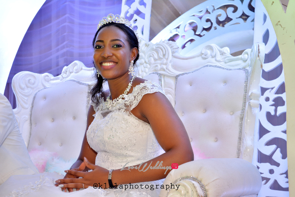 Nigerian White Wedding Princess Adedamola and Akinola LoveweddingsNG1