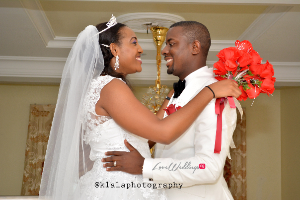 Nigerian White Wedding Princess Adedamola and Akinola LoveweddingsNG2