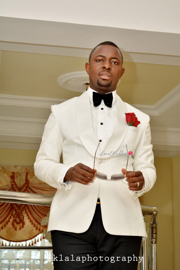 Nigerian White Wedding Princess Adedamola and Akinola LoveweddingsNG3