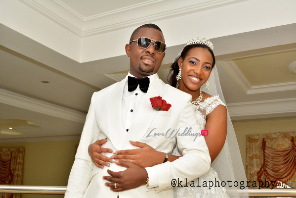 Nigerian White Wedding Princess Adedamola and Akinola LoveweddingsNG4