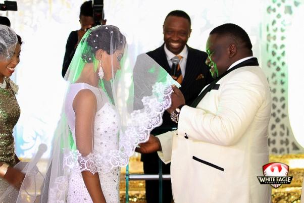 Solomon Lange Nigerian Gospel Artist Weds Florence LoveweddingsNG19