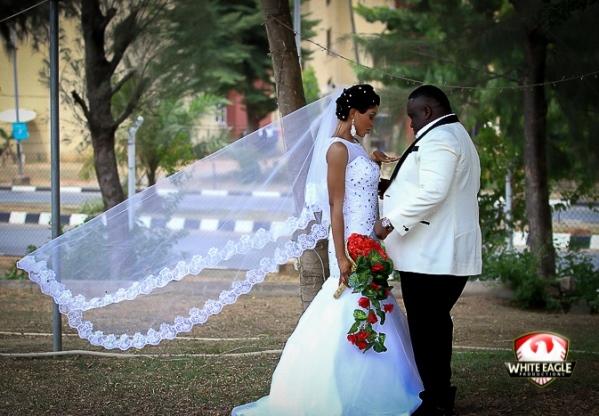 Solomon Lange Nigerian Gospel Artist Weds Florence LoveweddingsNG23