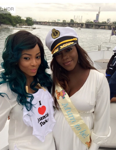Tiwa Savage Baby Shower LoveweddingsNG15