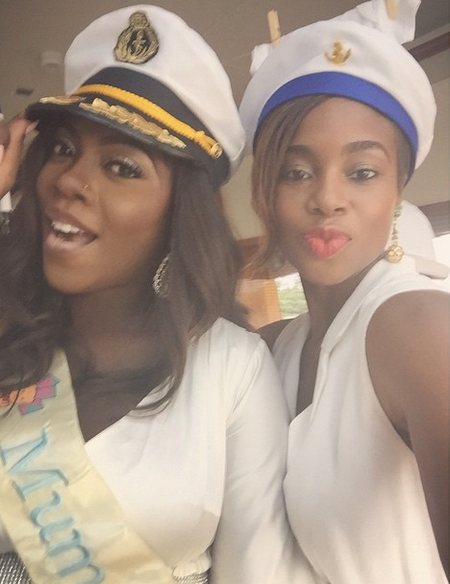 Tiwa Savage Baby Shower LoveweddingsNG17