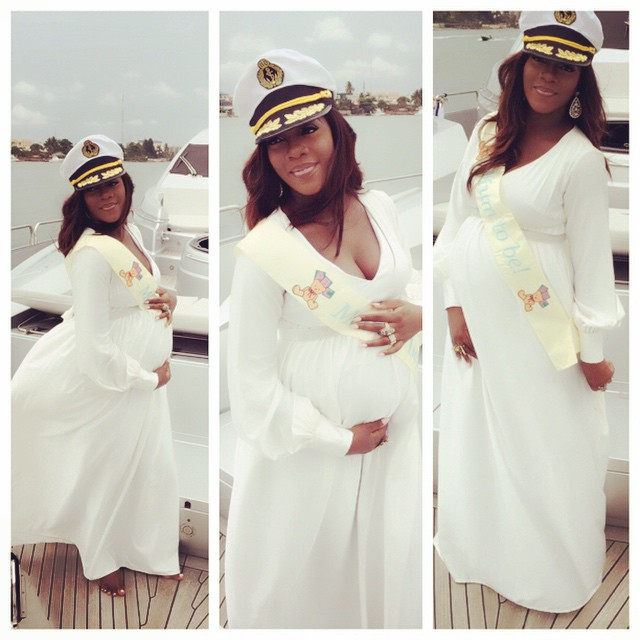 Tiwa Savage Baby Shower LoveweddingsNG42
