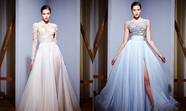 Zuhair Murad's Ready-to-Wear Fall Winter 2015 2016 Collection LoveweddingsNG feat