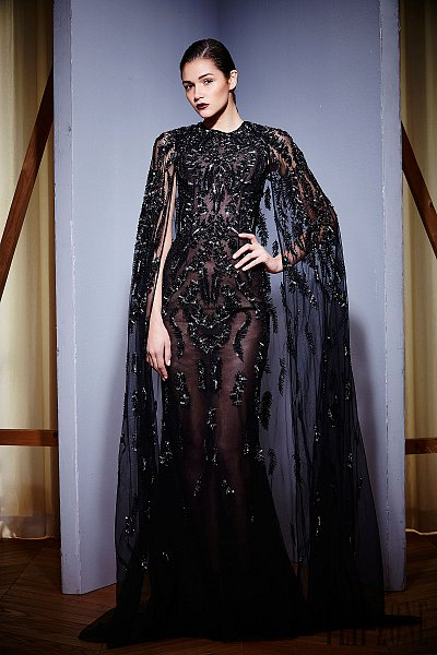 Zuhair Murad's Ready-to-Wear Fall Winter 2015 2016 Collection LoveweddingsNG