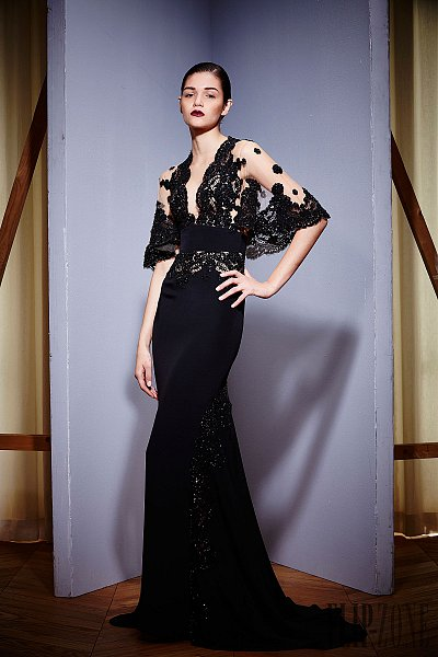 Zuhair Murad's Ready-to-Wear Fall Winter 2015 2016 Collection LoveweddingsNG17