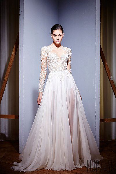 Zuhair Murad's Ready-to-Wear Fall Winter 2015 2016 Collection LoveweddingsNG6