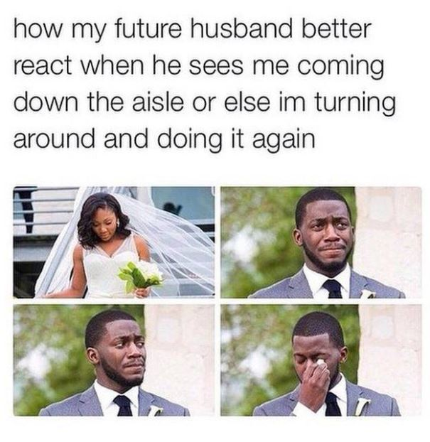 Adam and Tisa Internet Meme LoveweddingsNG1