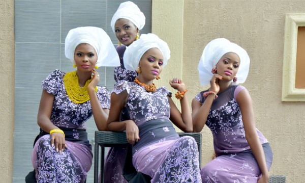 Aso Ebi Inspiration - Klala Photography LoveweddingsNG4