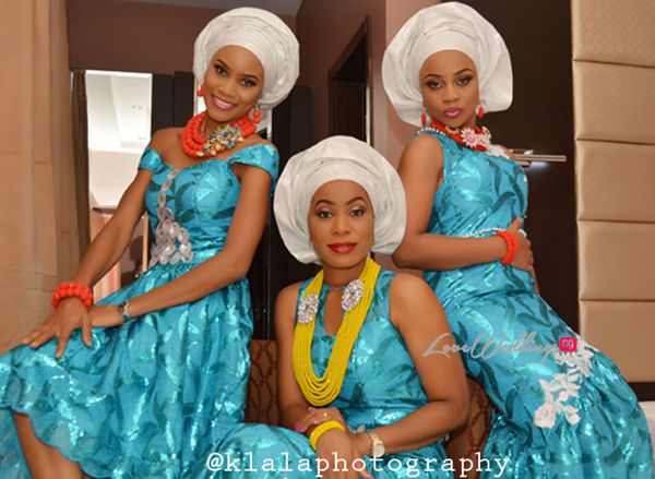 Asoebi Inspiration Klala Photography LoveweddingsNG