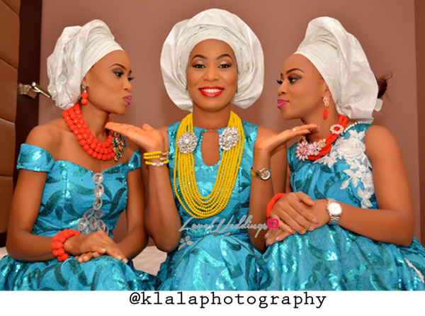 Asoebi Inspiration Klala Photography LoveweddingsNG2