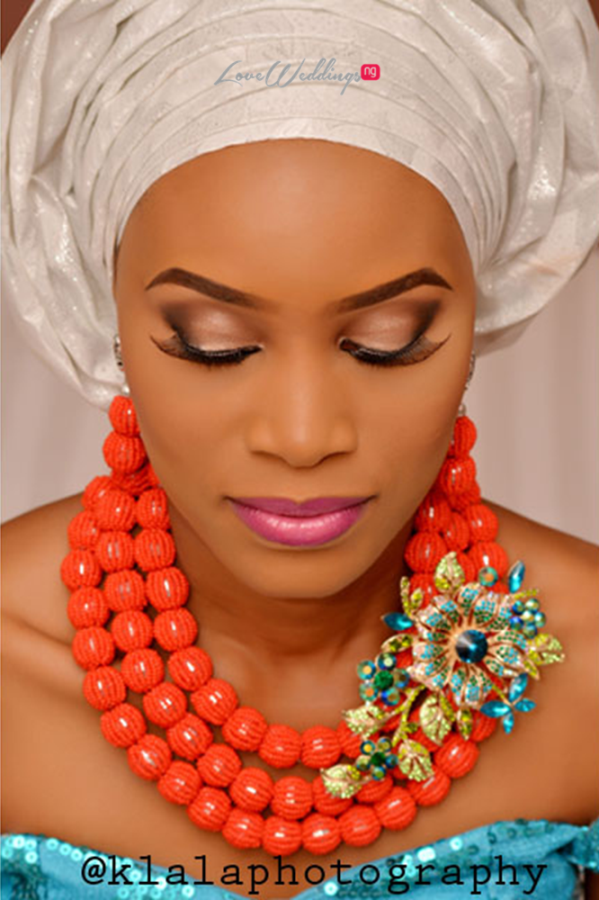 Asoebi Inspiration Klala Photography LoveweddingsNG3