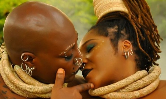 Charly Boy Lady D LoveweddingsNG feat