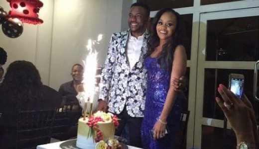 Ebuka Obi-Uchendu & Cynthia Obianodo Engagement Dinner LoveweddingsNG feat