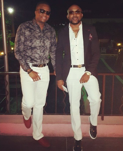 Ebuka Obi-Uchendu & Cynthia Obianodo Engagement Dinner LoveweddingsNG11