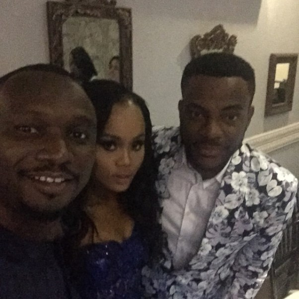 Ebuka Obi-Uchendu & Cynthia Obianodo Engagement Dinner LoveweddingsNG2