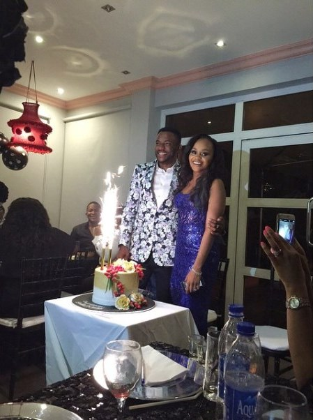 Ebuka Obi-Uchendu & Cynthia Obianodo Engagement Dinner LoveweddingsNG7
