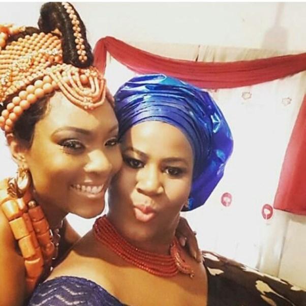 Gbenro Ajibade Osas Ighodaro Traditional Wedding LoveweddingsNG - Chigul