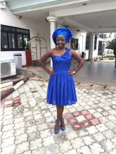 Gbenro Ajibade Osas Ighodaro Traditional Wedding LoveweddingsNG - Vina