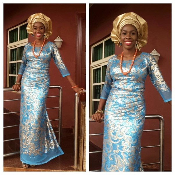 Gbenro Ajibade Osas Ighodaro Traditional Wedding LoveweddingsNG - guest