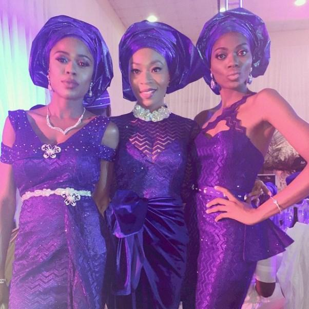 Gbenro Ajibade Osas Ighodaro Traditional Wedding LoveweddingsNG12