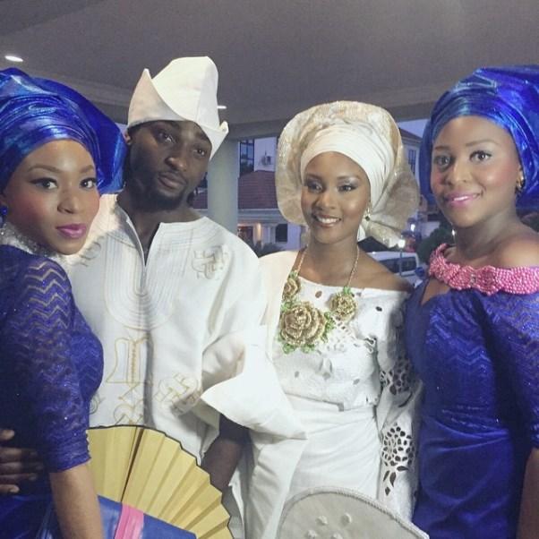 Gbenro Ajibade Osas Ighodaro Traditional Wedding LoveweddingsNG15
