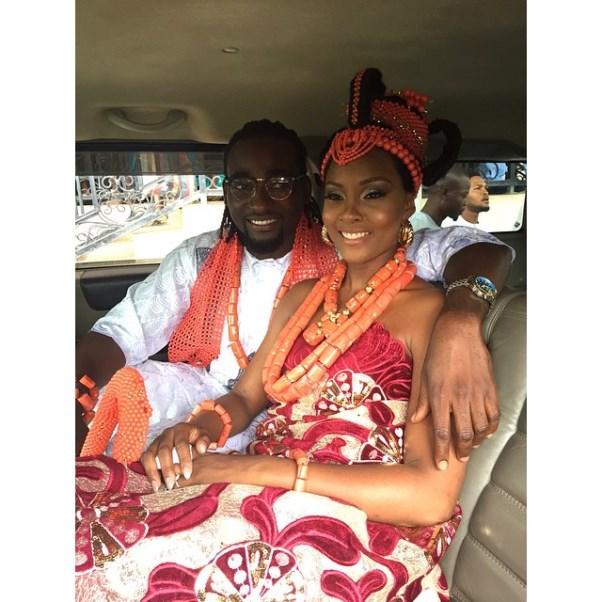 Gbenro Ajibade Osas Ighodaro Traditional Wedding LoveweddingsNG16