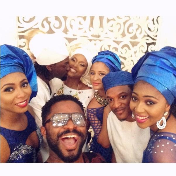 Gbenro Ajibade Osas Ighodaro Traditional Wedding LoveweddingsNG17