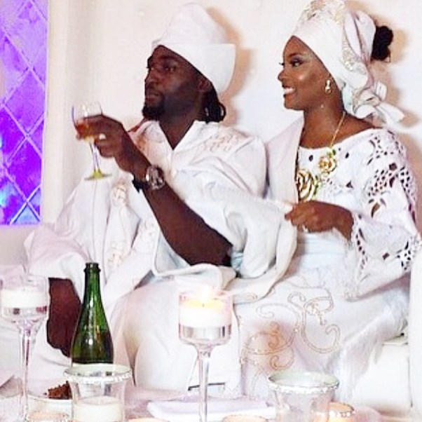Gbenro Ajibade Osas Ighodaro Traditional Wedding LoveweddingsNG18