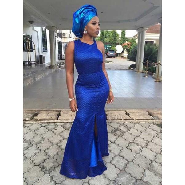 Gbenro Ajibade Osas Ighodaro Traditional Wedding LoveweddingsNG22