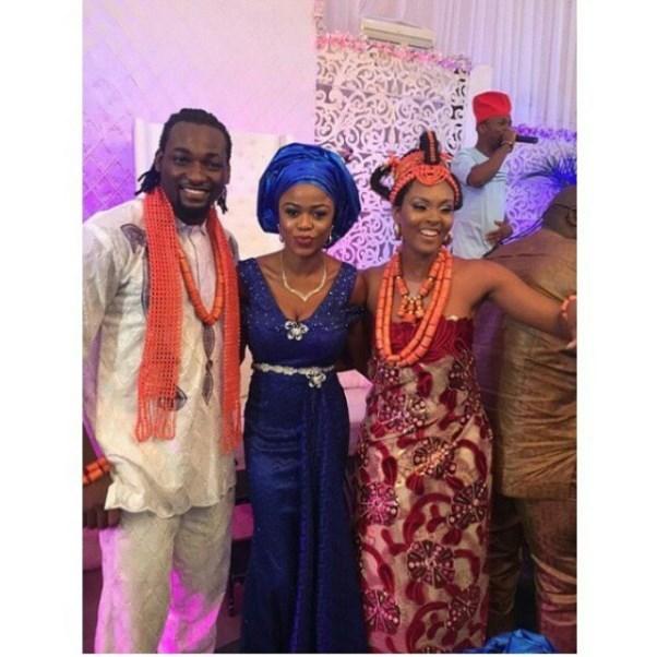 Gbenro Ajibade Osas Ighodaro Traditional Wedding LoveweddingsNG23