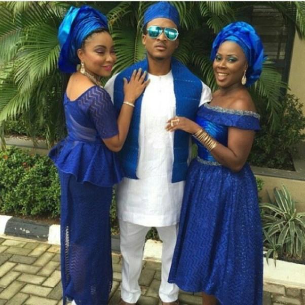 Gbenro Ajibade Osas Ighodaro Traditional Wedding LoveweddingsNG24