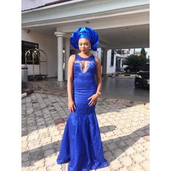 Gbenro Ajibade Osas Ighodaro Traditional Wedding LoveweddingsNG28