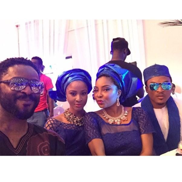 Gbenro Ajibade Osas Ighodaro Traditional Wedding LoveweddingsNG29