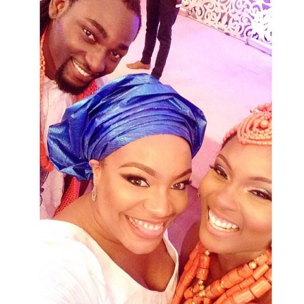 Gbenro Ajibade Osas Ighodaro Traditional Wedding LoveweddingsNG32