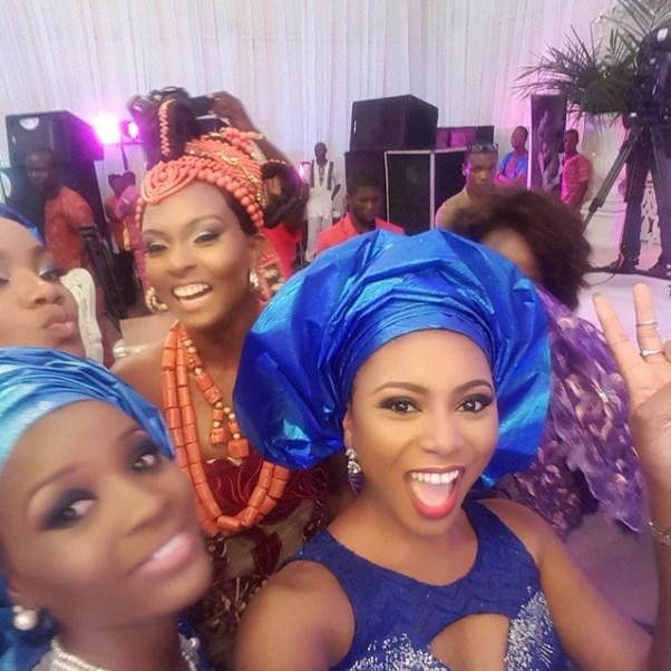 Gbenro Ajibade Osas Ighodaro Traditional Wedding LoveweddingsNG33