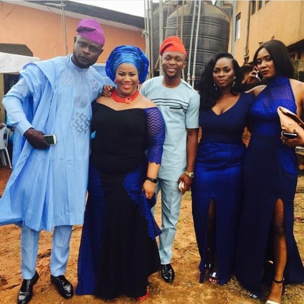 Gbenro Ajibade Osas Ighodaro Traditional Wedding LoveweddingsNG6