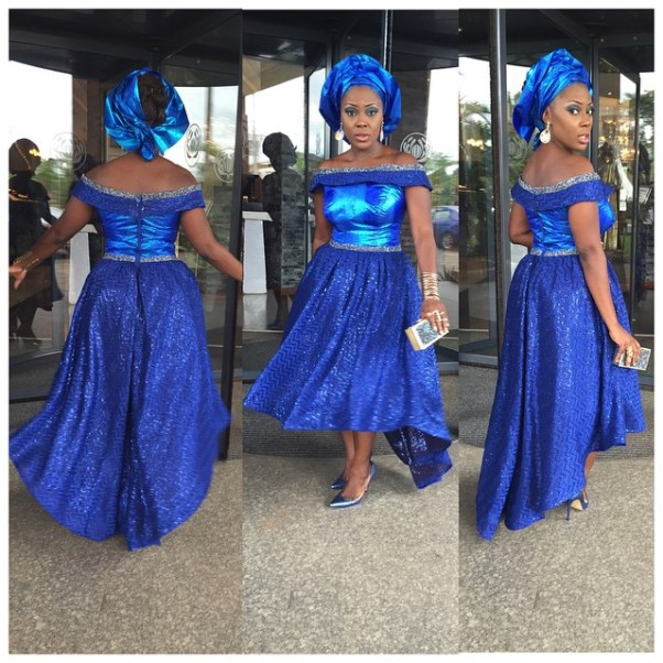Gbenro Ajibade Osas Ighodaro Traditional Wedding LoveweddingsNG8
