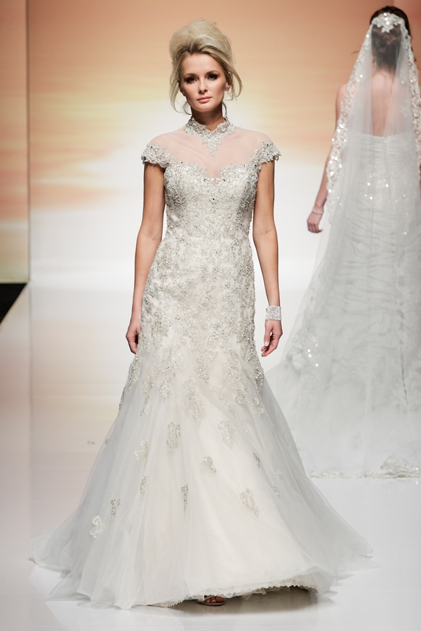 Ian Stuart Runway Rebel - Jolie LoveweddingsNG